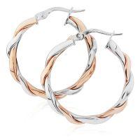 Jewellery Hoop Earrings JEWEL ER920