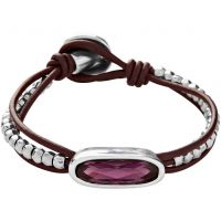 Ladies UNOde50 Silver Plated The Tribe Bracelet PUL1657MORMTL0M