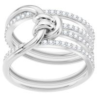 femme Swarovski Jewellery Lifelong Ring Size Q.5 Watch 5402448