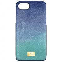 Swarovski Dames High Ombre Blue Iphone 7 Plus Case Plastic/ resin 5380311