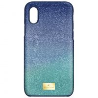 Biżuteria Swarovski Jewellery High Ombre Blue Iphone X Case 5393908