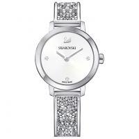 Damen Swarovski Cosmic Rock Armreif Uhren