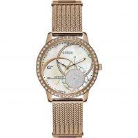 Damen Guess IQ+ Hybrid Smartwatch Watch C2001L2