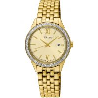 Ladies Seiko Dress Watch SUR688P1