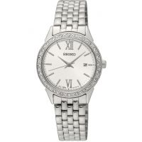 Ladies Seiko Dress Watch SUR695P1
