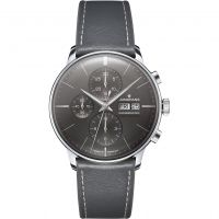 Herren Junghans Meister Chronoscope Edition SC Limited Edition Chronograph Watch 027/4725.03
