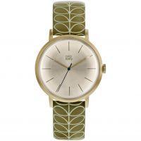 Damen Orla Kiely Stem Watch OK2176