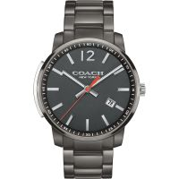 Herren Coach Bleecker Slim Watch 14602002