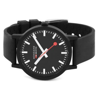 Gents Mondaine Swiss Railways Essence 41mm Watch (MS1 ...
