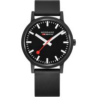Mens Mondaine Swiss Railways Essence 41mm Watch