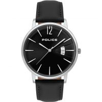 homme Police VIRTUE Watch 15307JS/02