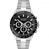 Mens Sekonda Chronograph Watch 1491
