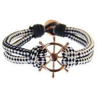 Icon Brand Jewellery Wheel Thing Bracelet Watch LE1236-BR-NVY