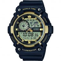 Mens Casio Collection Alarm Chronograph Watch