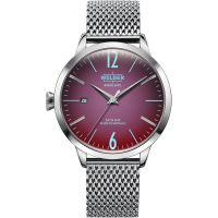 unisexe Welder The Moody 38mm Watch K55/WRC618