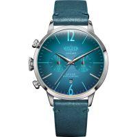 Unisex Welder The Moody 42mm Dual Time Watch K55/WWRC205