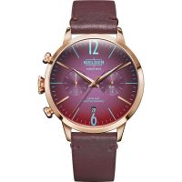 Unisex Welder The Moody 42mm Dual Time Watch K55/WWRC210