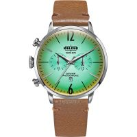 unisexe Welder The Moody 42mm Dual Time Watch K55/WWRC312