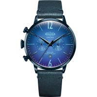 unisexe Welder The Moody 45mm Dual Time Watch K55/WWRC315