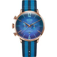 unisexe Welder The Moody 45mm Dual Time Watch K55/WWRC500