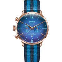 Unisex Welder The Moody 45mm Dual Time Watch K55/WWRC500