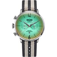 unisexe Welder The Moody 45mm Dual Time Watch K55/WWRC501