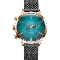 Unisex Welder The Moody 38mm Dual Time Watch K55/WWRC602