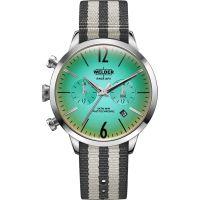 Unisex Welder The Moody 38mm Dual Time Watch K55/WWRC700
