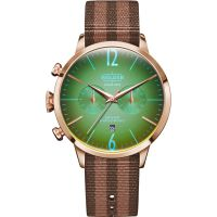Unisex Welder The Moody 42mm Dual Time Watch K55/WWRC902