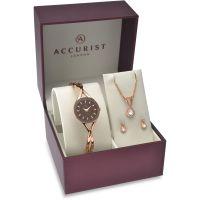 Damen Accurist Geschenk-Set Uhren