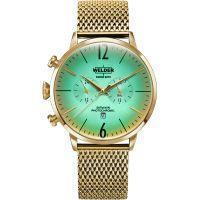 Unisex Welder The Moody 45mm Dual Time Watch K55/WWRC402