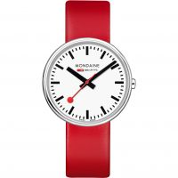 Unisex Mondaine Mini Giant Watch MSX.3511B.LC