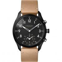unisexe Kronaby Apex 43 Bluetooth Hybrid Alarm Watch A1000-0730