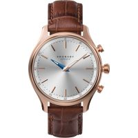 unisexe Kronaby Sekel 38 Bluetooth Hybrid Alarm Watch A1000-2748