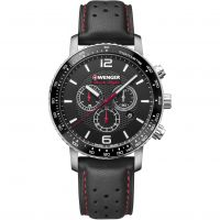 Wenger Roadster Black Night Herenhorloge 011843101