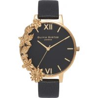 Damen Olivia Burton Case Cuffs Watch OB16CB07