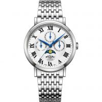 Rotary Windsor Moonphase Herenhorloge GB05325/01