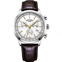 homme Rotary Cambridge Chronograph Watch GS05253/02