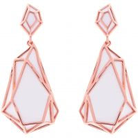 Karen Millen Farbe Shard Statement Ohrringe