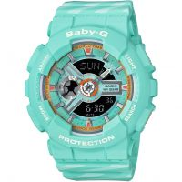 Casio Baby G Chance Alarm Chronograph Watch BA-110CH-3AER