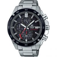 Herren Casio Edifice 3D Dial Watch EFS-S500DB-1AVUEF