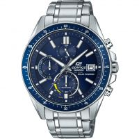 Herren Casio Edifice Chronograph Solar Powered Watch EFS-S510D-2AVUEF