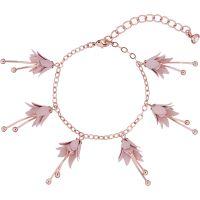 Ted Baker Jewellery Fortina Mini Fuchsia Flower Bracelet JEWEL TBJ1756-24-134