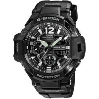 Herren Casio G-Shock Premium Aviator Watch GA-1100-1A1ER