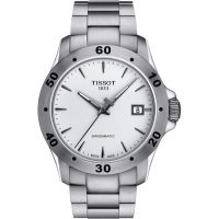 Mens Tissot V8 Swissmatic Watch T1064071103101