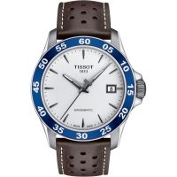 Mens Tissot V8 Swissmatic Watch T1064071603100