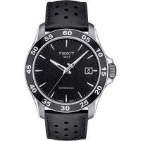 homme Tissot V8 Swissmatic Watch T1064071605100