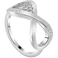 Guess Jewellery Endless Love Ring JEWEL UBR85004-54