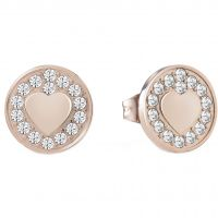 femme Guess Jewellery Jamila Stud Earrings Watch UBE85014