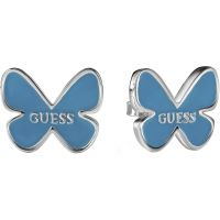 femme Guess Jewellery Tropical Dream Stud Earrings Watch UBE85082